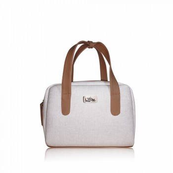 Bolso Mini Bag Blanco Indigo - Baúl