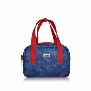 Bolso Mini Bag Jean Indigo - Baúl