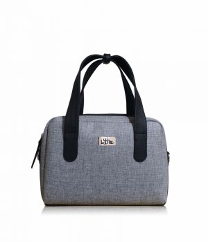 Bolso Mini Bag Gris Indigo - Baúl