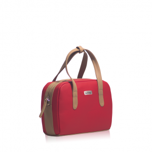 Bolso Mini Bag Rojo - Baúl