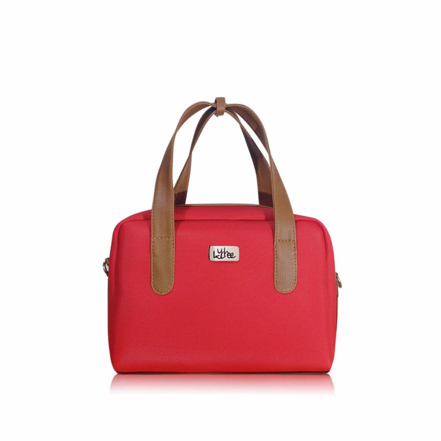 Bolso Mini Bag Rojo - Baúl