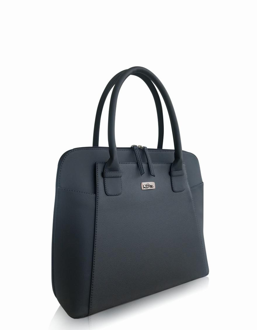 Bolso portafolio negro